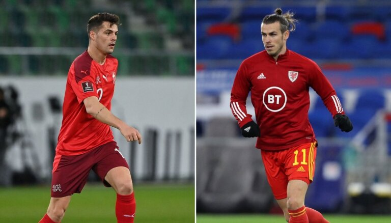 'Euro 2020': Velsa - Šveice. Teksta tiešraide