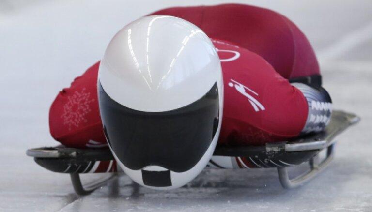 IBSF Pasaules kausā Latvijai piešķir vienu kvotu sieviešu skeletonā