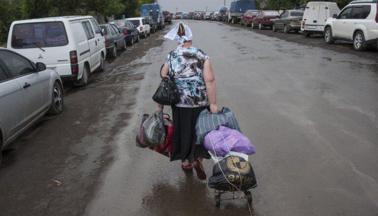 Kara dēļ patvērumu Latvijā lūguši 103 ukraiņi, pagaidām nevienam tas nav piešķirts