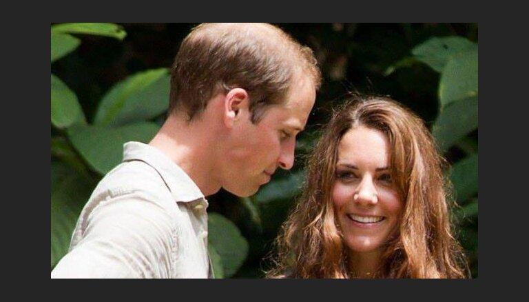 Принц Уильям и Кейт Миддлтон назвали крестных Джорджа