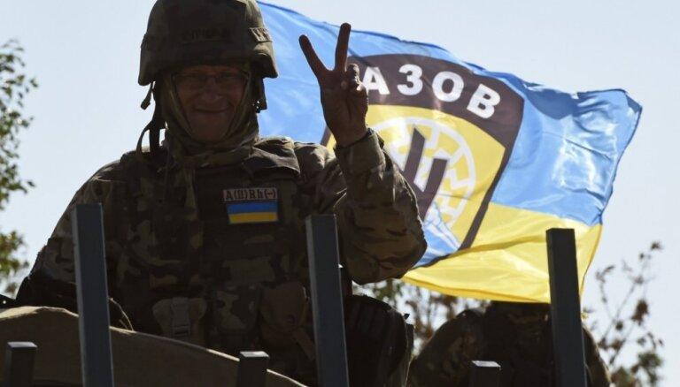 Невидимый легион: почему украинские добробаты в Донбассе не легализуются