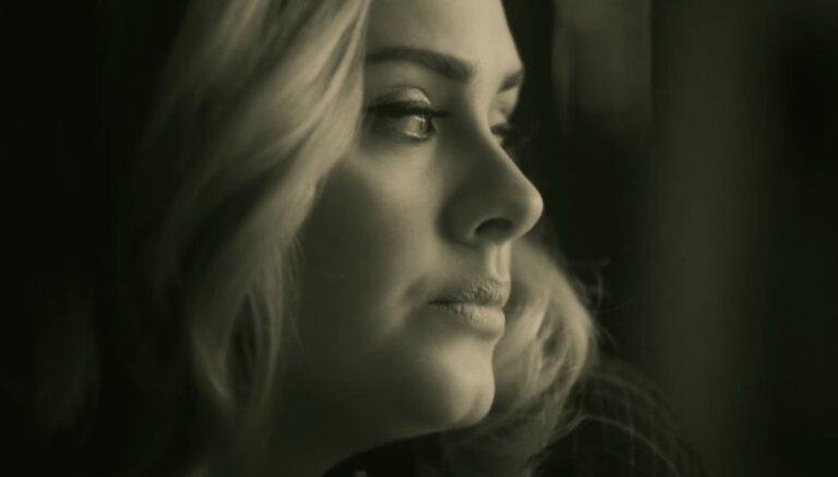 Adele izdevusi pirmo singlu un videoklipu no jaunā albuma