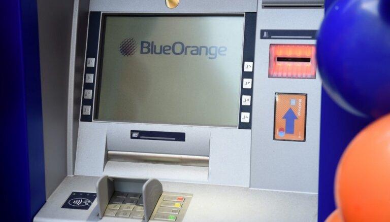 FKTK piemērojusi 'BlueOrange Bank' sodu 1,2 miljonu eiro apmērā