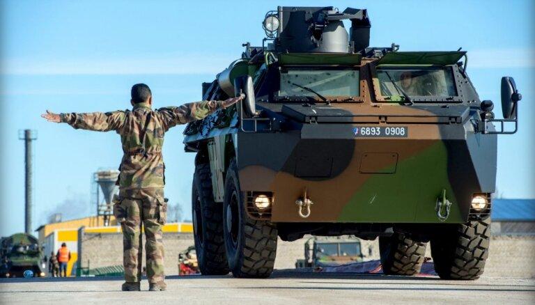 ES aizsardzības projektiem atvēlēs 500 miljonus eiro; izstrādās eirodronu