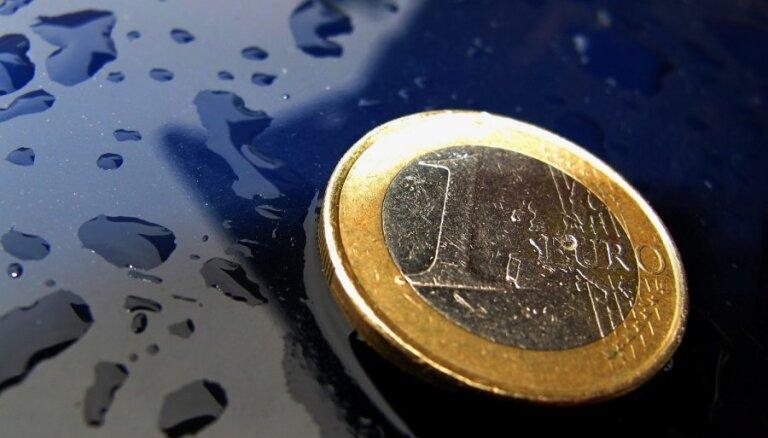 На евро-монеты и банкноты Латвия потратит 15 миллионов