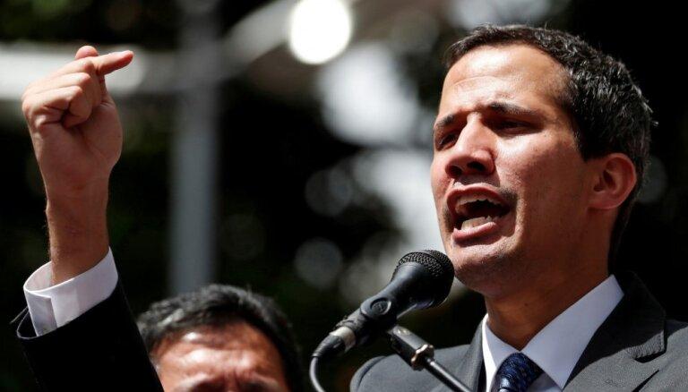 Eiropas valstis pieprasa Venecuēlai astoņu dienu laikā izsludināt vēlēšanas