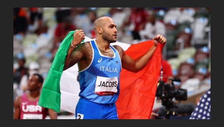 В легкой атлетике побит мировой рекорд 26-летней давности (+ медальный зачет Игр за 1 августа)