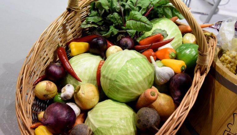 'Lai neceltos cenas' – cer saglabāt samazināto PVN likmi augļiem un dārzeņiem arī turpmāk