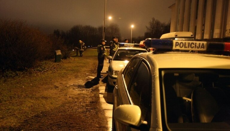 Взрыв в Вильнюсе: юноша совершил самоубийство