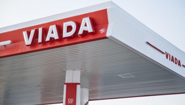 Упала прибыль и оборот у компании, управляющей заправками Viada