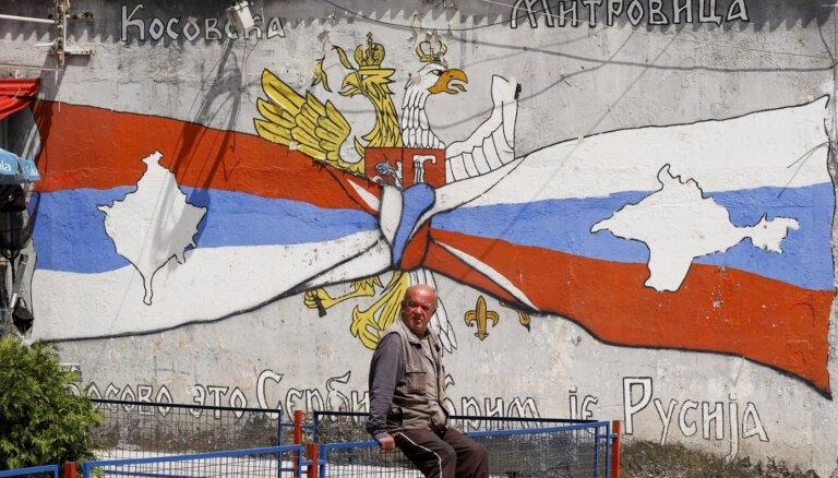 Serbijas un Kosovas sarunās neizdodas panākt progresu