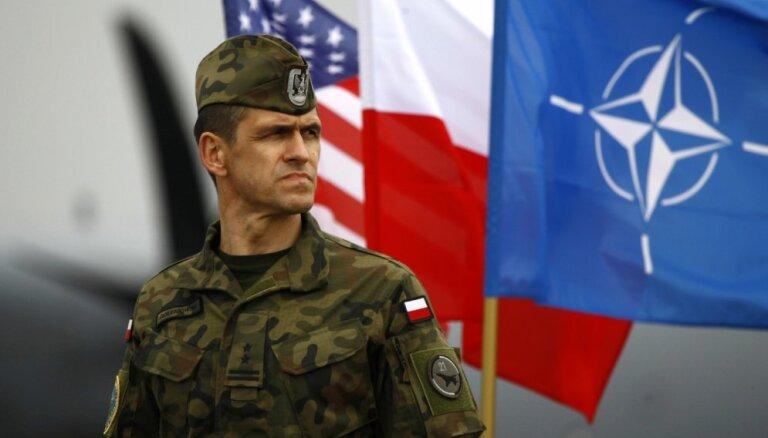 Польша и Болгария потребовали укрепить восточный фланг НАТО
