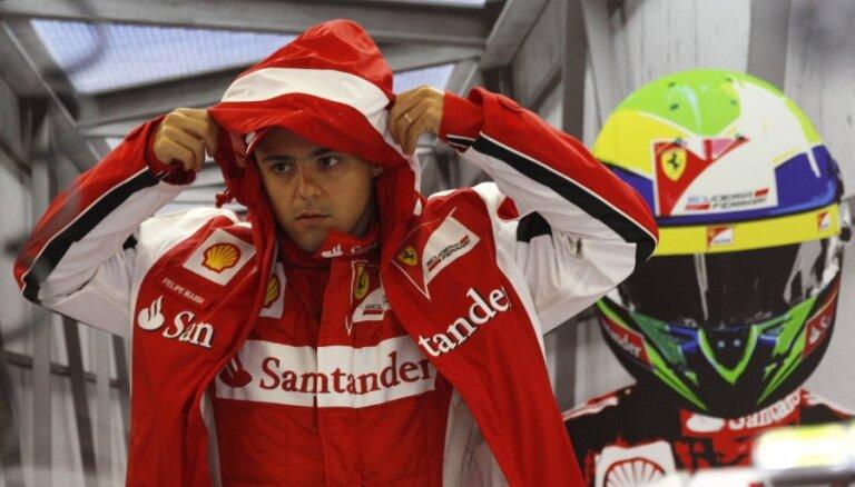 Masa parakstīšot līgumu ar 'Ferrari'; Hilkenbergs pievienošoties 'Sauber'