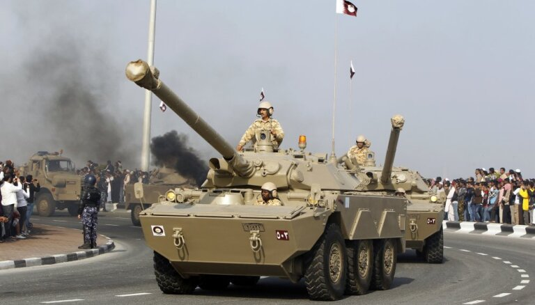 Катар заявил о стремлении вступить в НАТО