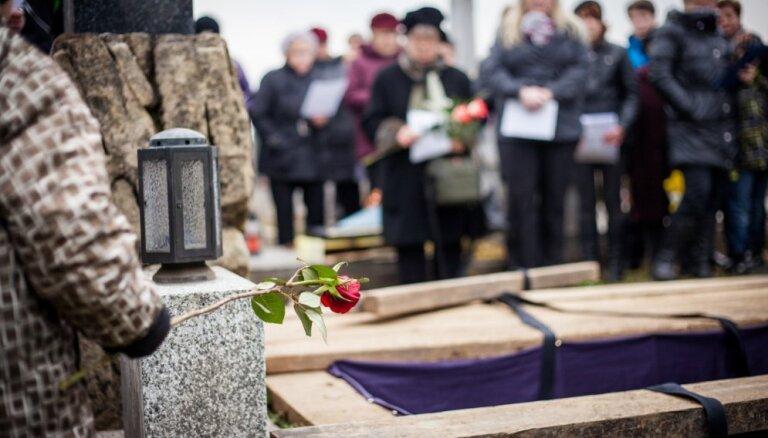 Смертность в странах Балтии остается значительнее выше среднего в Европе