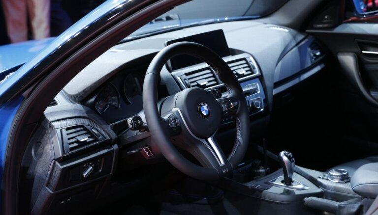 Концерн BMW побил собственный рекорд продаж автомобилей