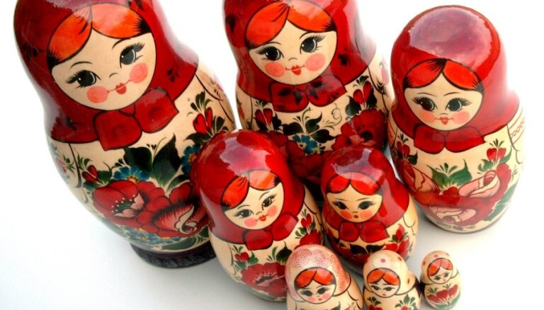 Krievijas 'Grand Prix' posma simbols būs 'matrjoška' ķiverē