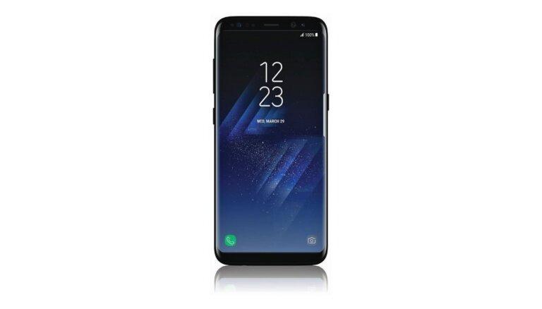 В Сеть утекла официальная фотография Samsung Galaxy S8