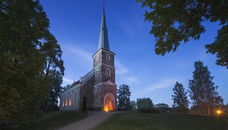 Сегодня по всей Латвии пройдет Ночь церквей (в Риге будут открыты 34 места)