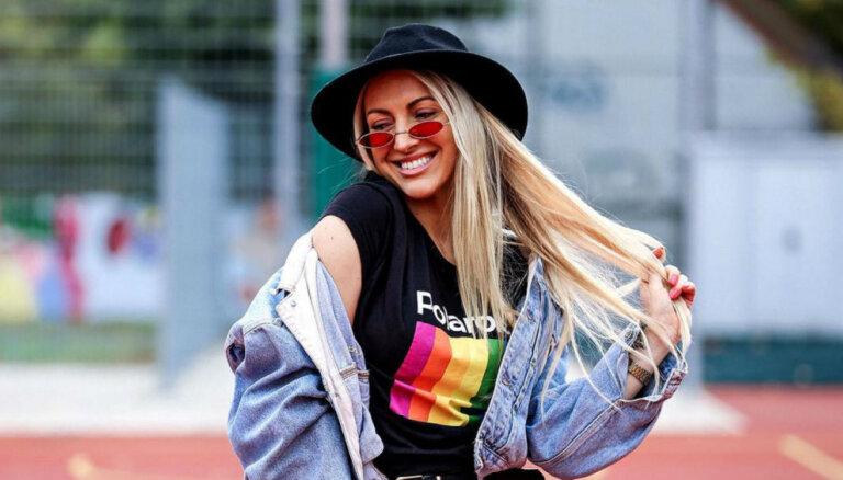 Video: Latviešu dejotāja Baiba Klints nofilmējusies Daddy Yankee klipā