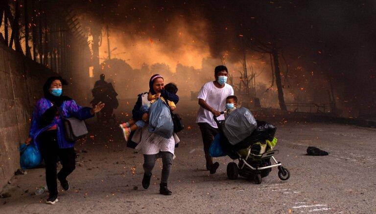 Migranti nāk, bet pa bīstamākiem ceļiem