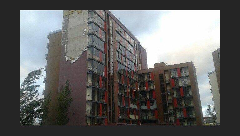 Страховщик: Латвия пострадала от урагана сильнее, чем соседние страны