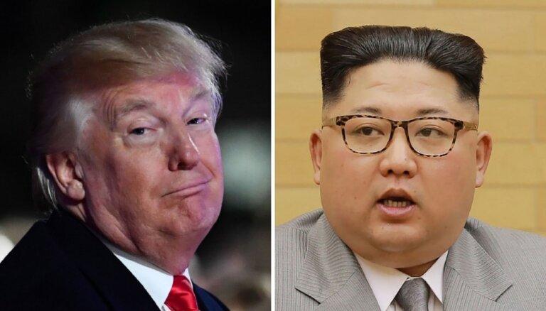 """""""Никаких уступок"""": Газета узнала план Трампа на встречу с Ким Чен Ыном"""