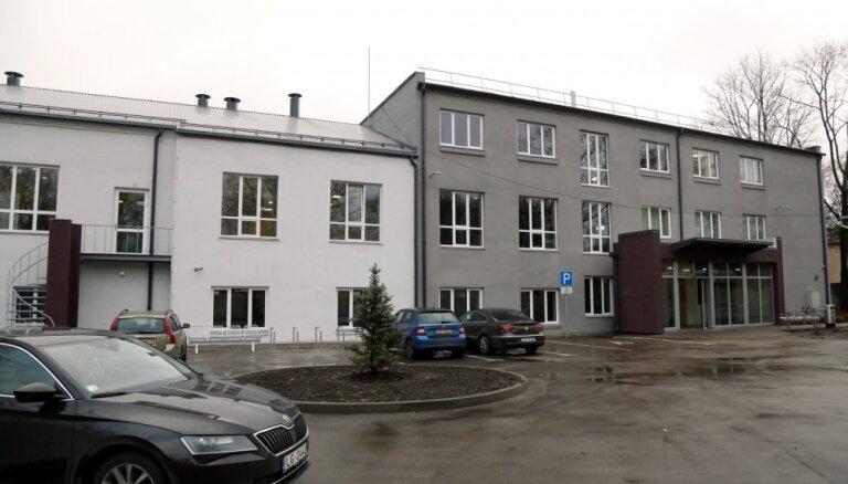 ФОТО: новое здание Пардаугавского суда Риги сдано в эксплуатацию