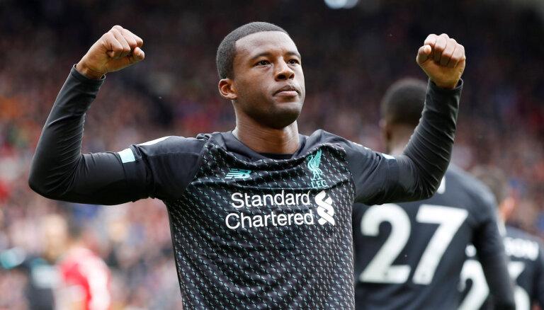 'Liverpool' izcīna septīto uzvaru pēc kārtas