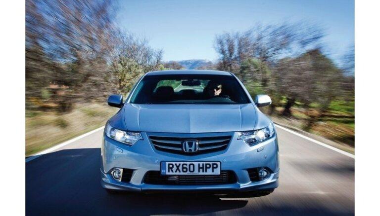 Honda может отказаться от продаж нового Accord в Европе