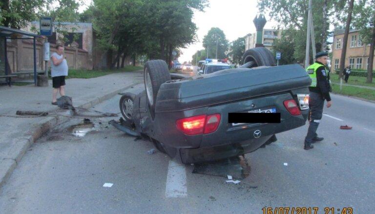 Policijas pakaļdzīšanās Lietuvā