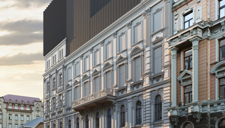 VNĪ возобновит работы на стройплощадке Нового Рижского театра в июне