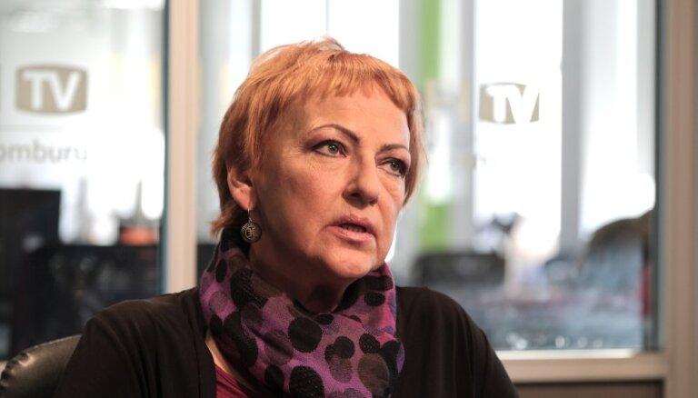 Gads līdz 100: 'Delfi TV ar Jāni Domburu' saruna ar Gundegu Repši – pilna intervija