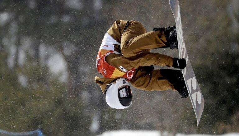 XXIII Ziemas olimpisko spēļu rezultāti snovbordā rampā sievietēm (13.02.2018.)