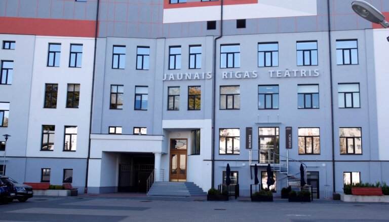 Jaunais Rīgas teātris veidos brīvdabas izrādi 'Ķīniešu stāsti'