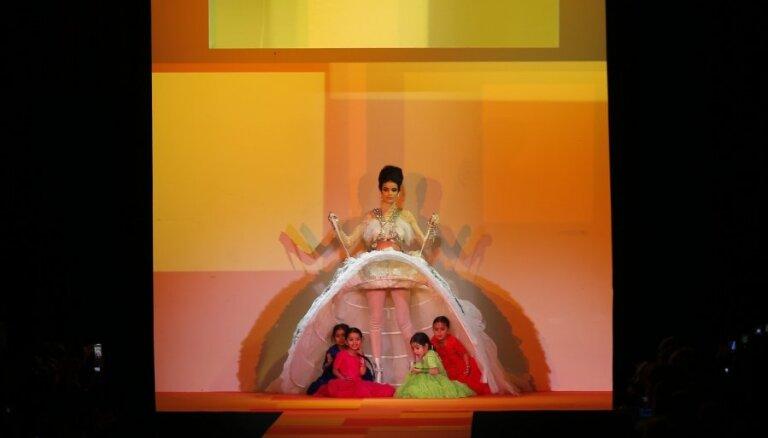 Индийские богини Жана-Поля Готье