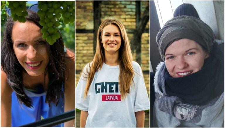 12 stāsti par uzņēmīgām sievietēm, kuras ļāvušās pārmaiņām un sekojušas sapņiem