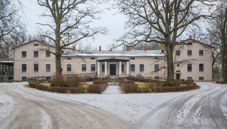 ФОТО. Вестиенское поместье, на месте которого когда-то находились военные укрепления
