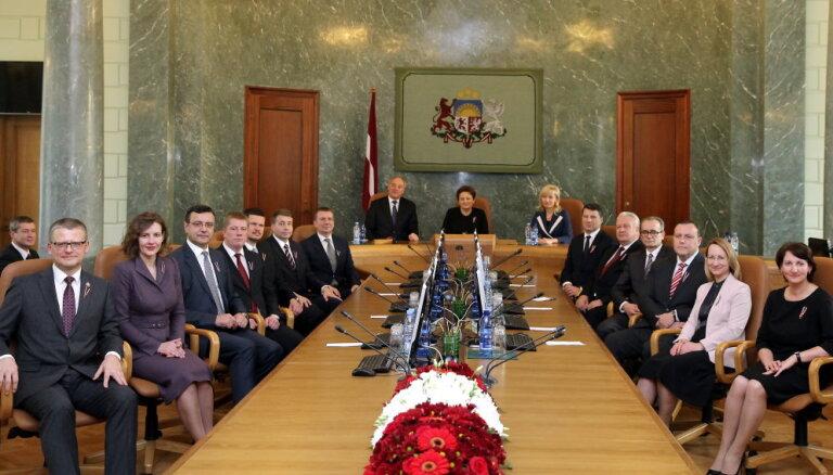 Сразу четверо министров ушли в отпуск