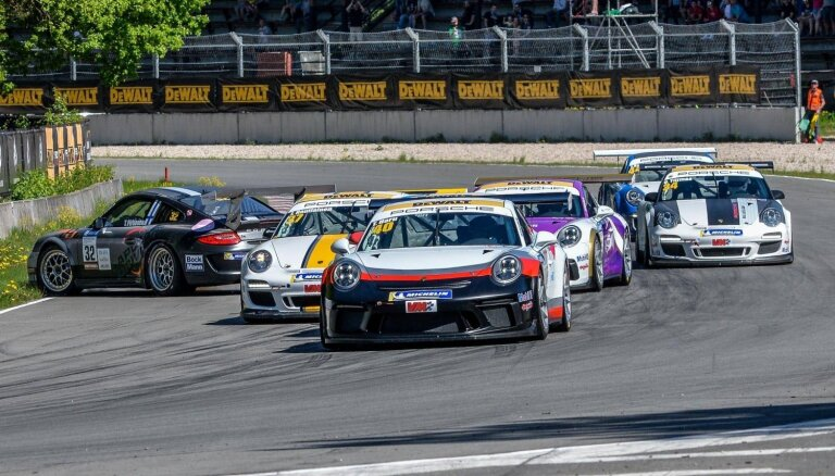 Brīvdienās Biķernieku trasē tiks atklāta jaunā autošosejas sezona