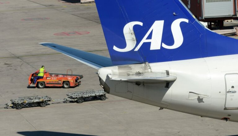 airBaltic начнет код-шеринговые рейсы со Scandinavian Airlines
