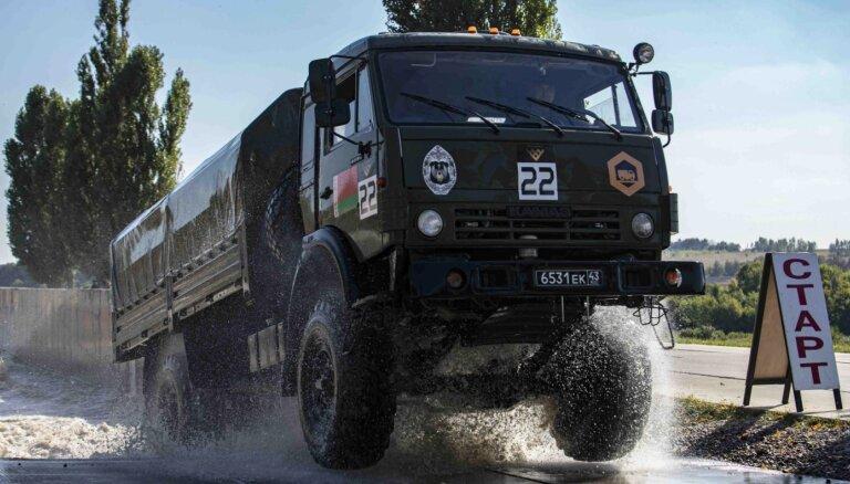 Tēvzeme liesmās – NATO grasās okupēt Baltkrieviju?