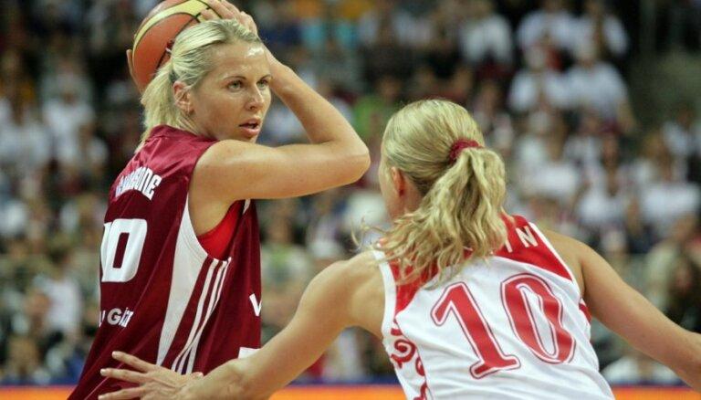 Paziņotas Latvijas sieviešu basketbola izlases 15 kandidātes