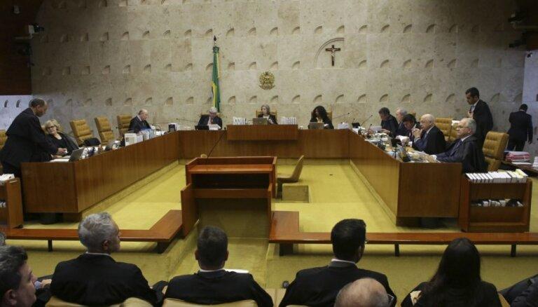Brazīlijā par teroraktu plānošanu Rio olimpisko spēļu laikā notiesātas astoņas personas