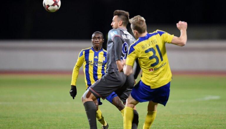 Virslīgā ievieš iespēju ārzemju spēlētājiem iegūt pašmāju futbolista statusu