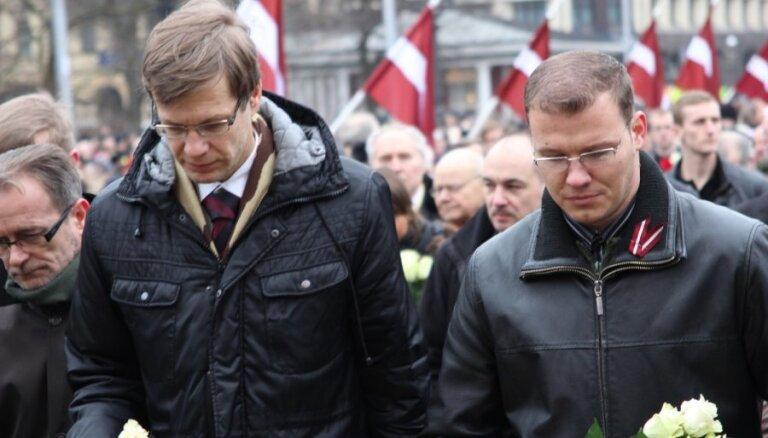 Цилинскис отправлен в отставку за намерение участвовать в мероприятиях 16 марта