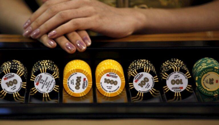 Даугавпилс и Саласпилс запрещают азартные игры на территории города