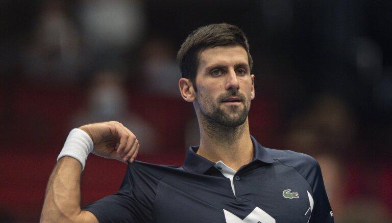 'Australian Open' vakcinēšanās prasības rada šaubas par Džokoviča dalību turnīrā
