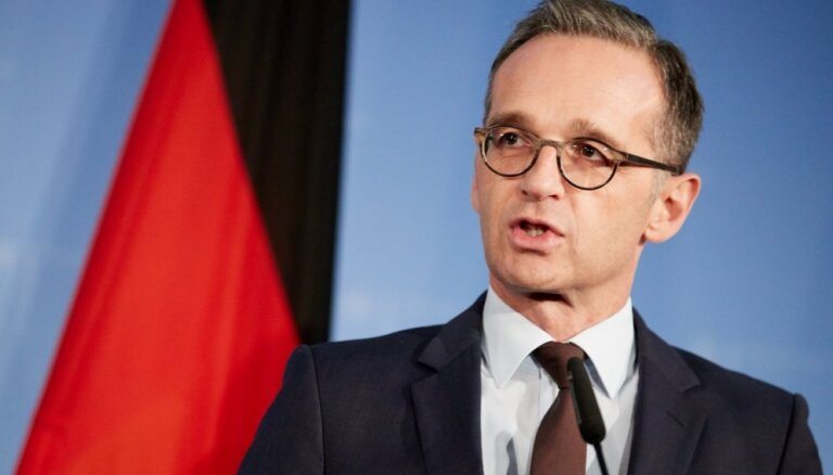 Māss: Vācija no Krievijas izrāvusi solījumu saglabāt gāzes tranzītu caur Ukrainu