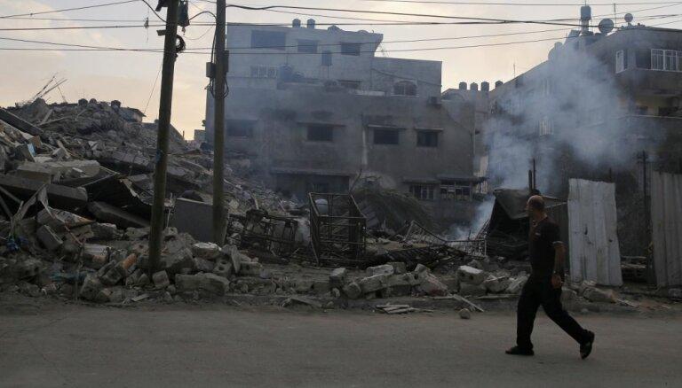 ANO: okupācija izmaksā palestīniešu ekonomikai vairāk nekā 2,5 miljardus dolārus gadā